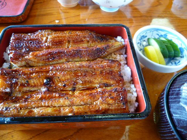 うなぎ川魚料理 伊勢屋