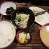 釜田 - 料理写真:・「日替定食 さば焼 豚バラ大根煮(\800)」