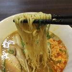 丸髙家 - 麺リフト
