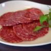 フォンターナ デル ヴィーノ - 料理写真:イタリアサラミ~☆