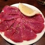 肉人 - 「タンサキ」380円