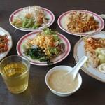 CHINCHIN - お盆夕食バイキング 2,630円