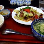 中嘉屋食堂 麺飯甜 - 回鍋肉定食