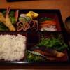食事処 かねだい - 料理写真:弁当 松から竹1000円に…