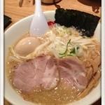 野方ホープ - 味玉ラーメン820円 2013.8
