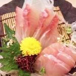 米清あら川 - 料理写真:キジハタ刺身
