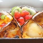 FLO・プレステージュ - 料理写真:おすすめセット 1050円!
