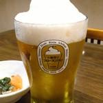 侍 - 一番搾りフローズン生(380ml)¥530