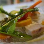 レストラン・マッカリーナ - 前菜盛り合わせ(後ろ