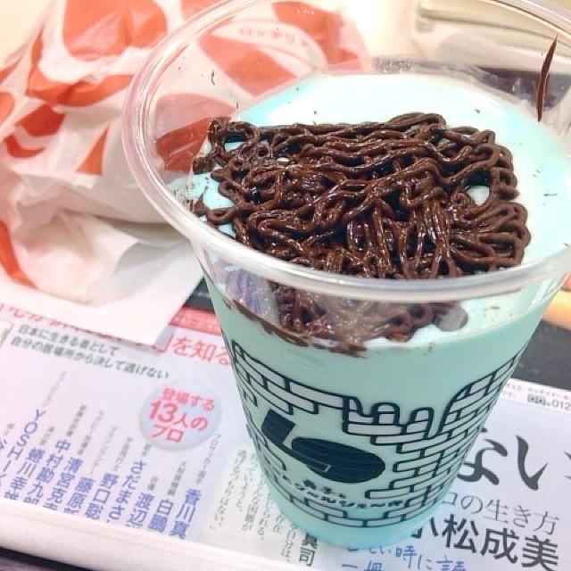 ロッテリア 三芳ダイエー店