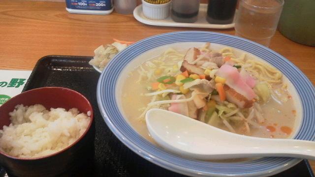 リンガーハット 横浜川上インター店