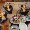 下津井亭 - 料理写真:活き蛸踊り焼