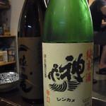酒・肴 おまた - 2013.8)埼玉の神亀