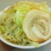 ぶんぶん - 料理写真:豚醤油(野菜大盛り)