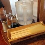 麺 匠仁坊 - 2013年8月