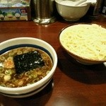 東池袋 大勝軒 - つけ麺(中盛)
