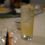 上海美味小屋 - ドリンク写真:南高梅のジュース