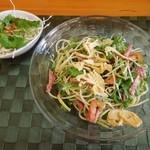ビストロ たなか - 料理写真:冷製スパゲティ