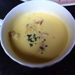 20760745 - ランチセットのスープ