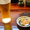 手打ち蕎麦 ふじい - 料理写真:生ビール(500円)