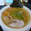 清水らー麺 風来 - 料理写真:マー油らー麺(塩)2013.8