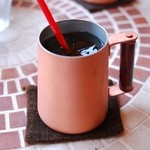 砂時計 - ドリンク写真:アイスコーヒー