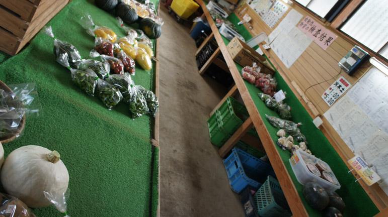美浦村農産品直売所