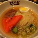 ぴょんぴょん舎 - 盛岡冷麺