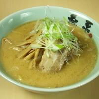 糸末 - 老舗伝統の味噌ラーメン