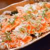青食 - 料理写真:炙りサーモン