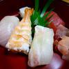 割烹 岬 - 料理写真:寿司5貫です。