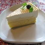 芽亜里 - スフレアのチーズケーキ(単品:460円)