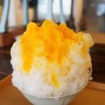 たいやきや ゆい - なつみオレンジ(広島・600円)