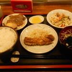 香林坊 - 日替わり定食¥940