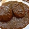 サフラン - 料理写真:コロッケカレー。学生時代から食べたきりで約20年ぶりに食す。変わらない味で感激。