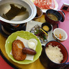 アルコバレーノ - 料理写真:薩摩黒豚定食