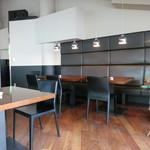 TWO ROOMS Grill |Bar - 夏は、冷房の利いた内が良いですね