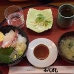 20809661 - 海鮮丼¥500