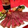 ブレス キュイジーヌ - 料理写真:山形牛サーロインステーキ 200グラム