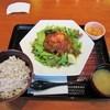 大戸屋 - 料理写真:夏!スッキリ!!ハンバーグ定食¥930