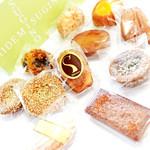イデミ・スギノ - 焼き菓子類 '13 8月上旬