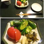 晴れたらいいね - ベリーグッドな漬物。晴れたらいいね(宮城県黒川郡大和町)食彩賓館撮影