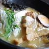 烏の灯 - 料理写真:鶏白湯塩