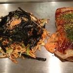 五エ門 - 広島焼き