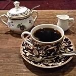 茶亭 羽當 - コーヒー
