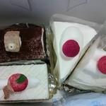 モンシェリー - ケーキ各種。