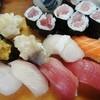 いこい寿司 - 料理写真:「特上寿司」(1500円)