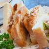 イノダコーヒ - 料理写真:ジンジャーポークサンドセット