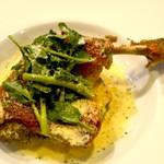 G'day ワイン食堂 - シャラン鴨の六時間 コンフィ