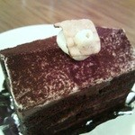 モンシェリー - チョコレートのケーキ(名前失念…)